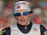 Bjergena kļūst par visu laiku zelta medaļām bagātāko slēpotāju pasaules čempionātos