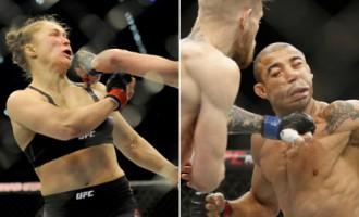 Top 5: UFC cīņu iespaidīgākie nokauti