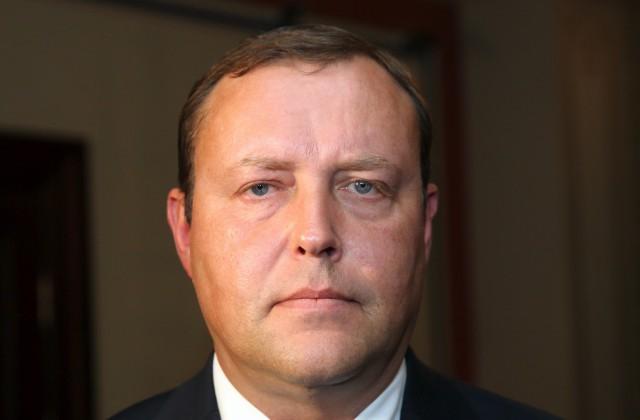 Iekšlietu ministrs Rihards Kozlovskis
