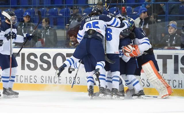 Somijas U-18 hokeja izlase
