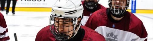 Latvijas U-18 hokejisti zaudē vietu pasaules čempionāta elites divīzijā
