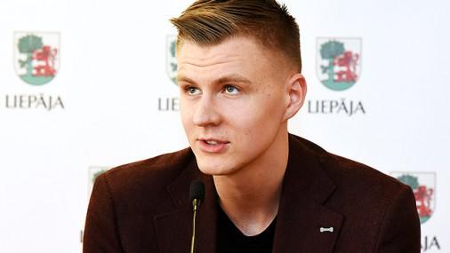 Porziņģis paziņo savu lēmumu: Spēlēšu Latvijas izlasē!