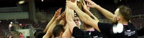 «VEF Rīga» piekto reizi izcīna Latvijas čempionu titulu