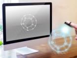 Japāņu firma prezentē pirmos «taustāmos» 3D attēlus