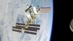 Video: kā notiek kosmosa kuģa un SKS saslēgšanās
