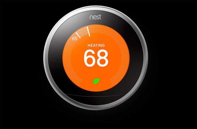 Viedais termostats Nest