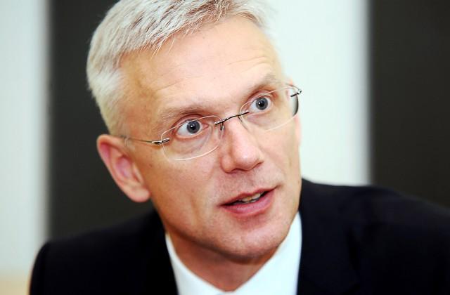 Eiropas Parlamenta deputāts Krišjānis Kariņš