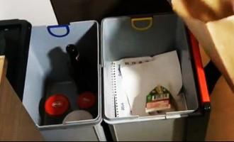 Kā savus atkritumus šķiro Latvijas ģimenēs?