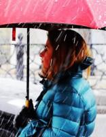 Pirmdiena būs stipri lietaina un vējaina