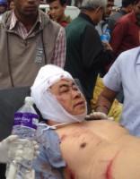 Zemestrīcē Nepālā gājuši bojā vismaz 1170 cilvēki