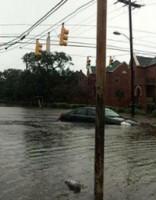 Plūdos ASV astoņi bojāgājušie
