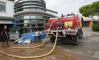 Franču Rivjēra pūlas atgūties pēc postošajiem plūdiem