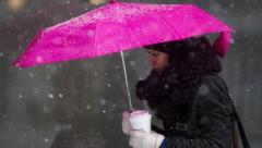 Sestdien gaidāms neliels sniegs un lietus