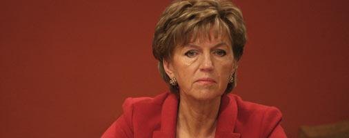 Eiropas Parlamenta deputāte Inese Vaidere