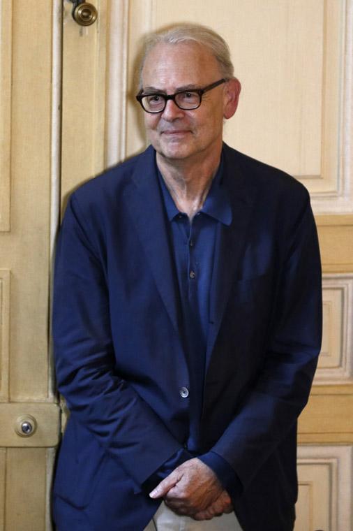 Francijas Nobela prēmijas literatūrā laureāts Patriks Modiano