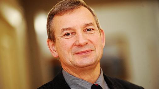 Latvijas Zinātņu akadēmijas prezidents Ojārs Spārītis