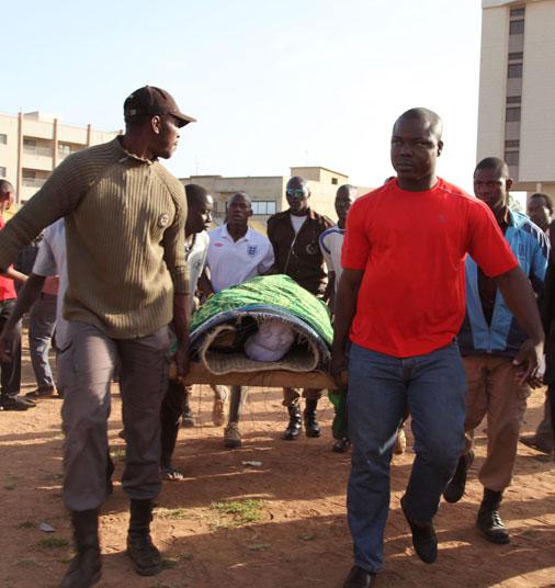Ķīlnieku krīze viesnīcā «Radisson Blu» Mali galvaspilsētā Bamako