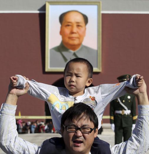 Ķīnas viena bērna politika