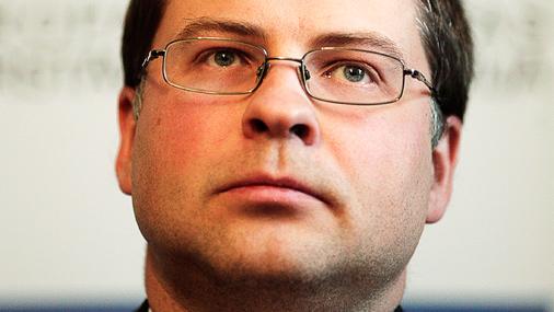Premjers Valdis Dombrovskis