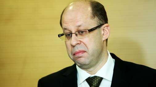 """""""Maxima Latvija"""" vadītājs Gintars Jasinsks"""