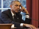 Merkele un Obama brīdina par bīstamu konflikta saasinājumu Ukrainā