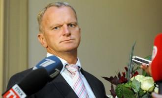 Tieslietu ministrs: šodien cilvēcei atgādinām par lielvalstu noziedzīgo tirgus darījumu