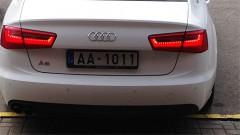 Noskaidrojām, kam pieder šis «nomestais» Audi A6