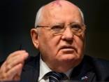 Gorbačovs aicina Krieviju neiejaukties Ukrainas iekšējās lietās