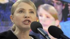 Timošenko aicina parlamenta vēlēšanas apvienot ar referendumu  par iestāšanos NATO