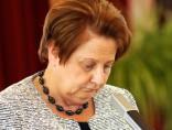 Dombrovskim nav izredžu uz  Eiropadomes prezidenta amatu