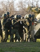 Ukraina brīdina par «lielu karu» ar Krieviju
