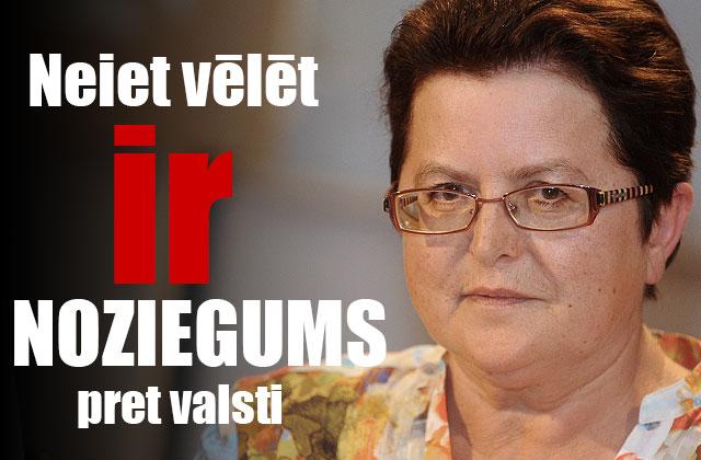 Rakstniece Māra Zālīte