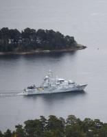 Zviedrija paplašina noslēpumainā «ārvalstu kuģa» meklēšanu