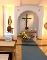 Viena diena sieviešu klosterī