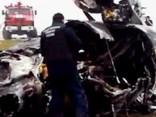 «Total» prezidenta lidmašīnas avārijas lietā aiztur četrus lidostas darbiniekus