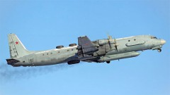 Krievijas «IL-20» trenkājuši arī dāņu un zviedru iznīcinātāji