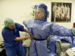 Mirusi pirmā Ebolas vīrusa paciente Mali - divgadīga meitenīte