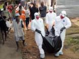 Ar Ebolas vīrusu inficēto skaits pārsniedz 10 000