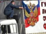 Ukrainā iebraucis ceturtais Krievijas «humānās palīdzības» konvojs