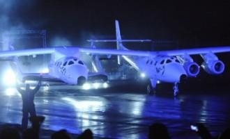 «Virgin» kosmosa kuģa «Galactic's SpaceShipTwo» katastrofā gājis bojā pilots