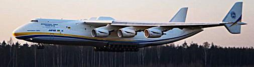 Šodien Rīgas lidostā atkal viesojas pasaules lielākā lidmašīna An-225 Mryia