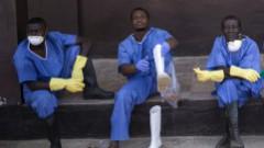 WHO: Ebolas vīrusa upuru skaits pārsniedz 7300 cilvēkus