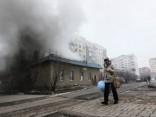 EDSO: raķetes uz Mariupoli raidītas no teroristu kontrolētas teritorijas