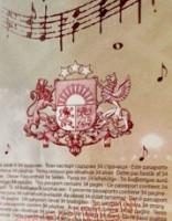 Jaunā parauga pases dizainu izstrādājuši PMLP un vācu dizaineri