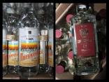 Daugavpilī atklāts nelikumīgā alkohola fasēšanas cehs