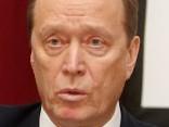 Vešņakovs: Krievija neapdraud savu kaimiņvalstu drošību
