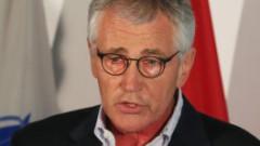 Heigels: Irākā varētu būt nepieciešami ASV sauszemes spēki