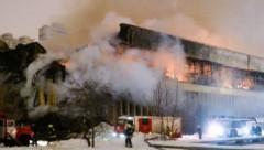 Ugunsgrēkā Maskavas bibliotēkā bojāti miljons grāmatu un dokumentu