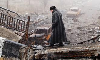 Teroristi Donbasā turpina apšaudīt Ukrainas armiju no «atvilktajiem ieročiem»