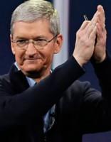«Apple» vadītājs Tims Kuks plāno ziedot visu savu bagātību labdarībai